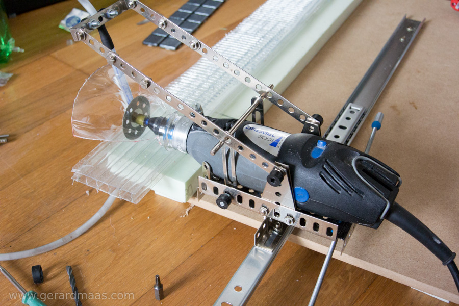 Building A Mosaic Tile Cutter With Lego Ev3 Meccano And